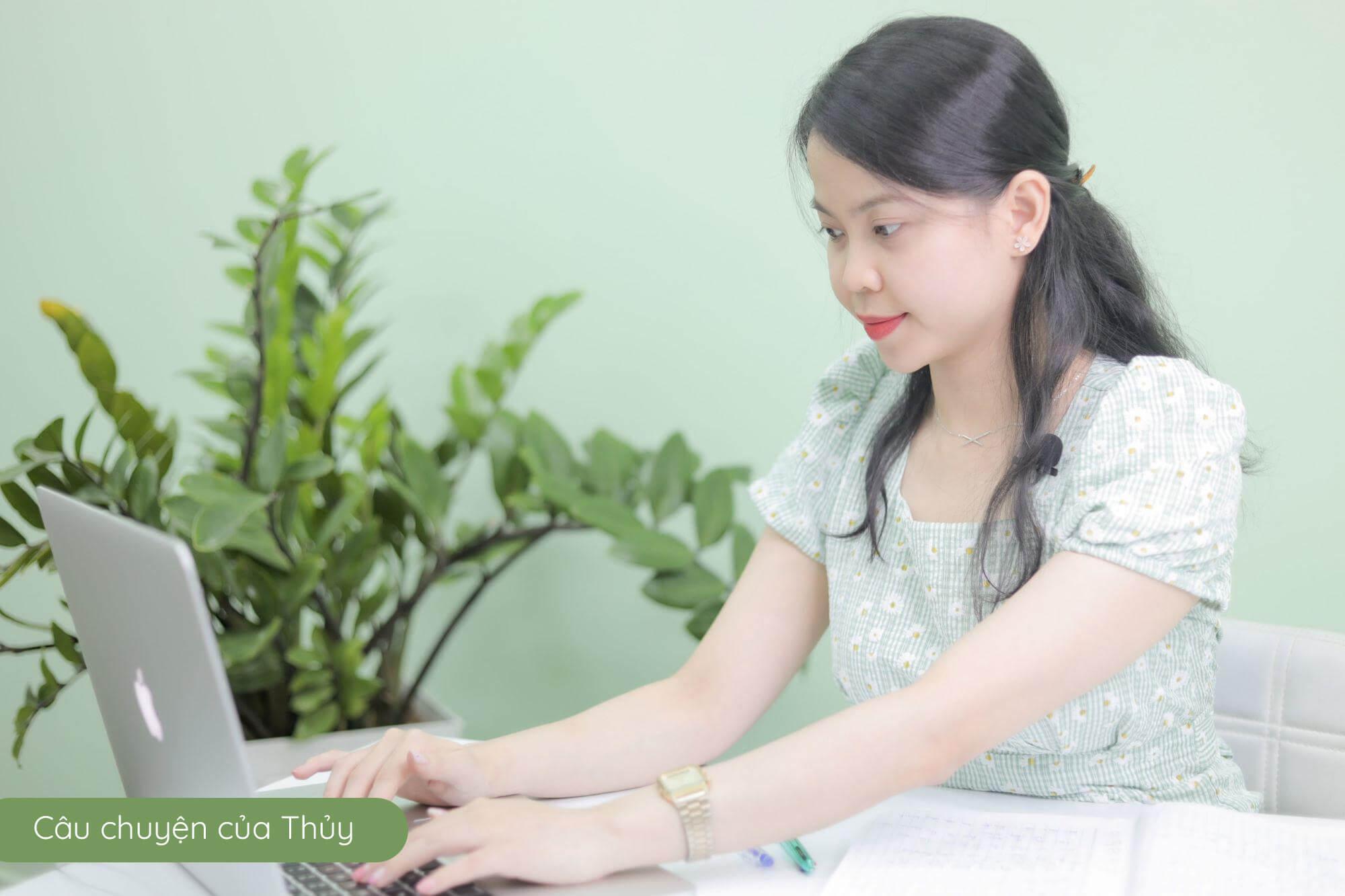 Ngo Pham Thu Thuy la ai?